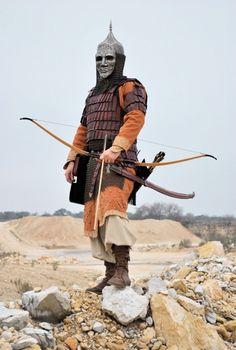 A Khwarezm soldier armor.