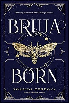 An intense, magical adventure about loss, love, and strength that will grip you from the first sentence and leave you agog with the last. Lula Mortiz is a bruja still figuring out her powers, but after an accident she's certain that she must save her boyfriend. Except there is an order in this world and no one crosses Death. Brujas vs casimuertos for ALL THE WINS!