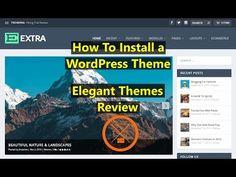 Elegant Themes Review & Install: Best WordPress Theme? 2016 - http://www.wordpress-theme.org/elegant-themes-review-install-best-wordpress-theme-2016/