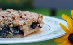 blueberry coffeecake