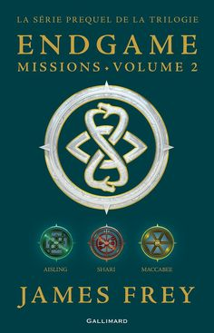 Endgame Missions - James Frey