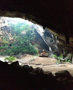 ถ้ำพระยานคร (Phraya Nakhon Cave) in Khao Daeng, จังหวัดประจวบคีรีขันธ์