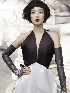 15320df5d31a1 Kwai Lun Mei (Guei Lun-Mei) in Vogue Taiwan