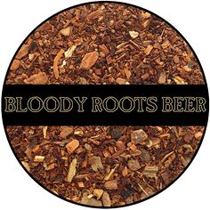 Bloody Roots Beer - 2 oz Bag