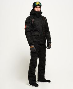 Superdry Ultimate Snow Rescue Jacket Black