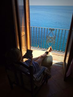 The view from my hotel in Positano! www.giadaweekly.com @gdelaurentiis