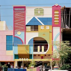 The Indian village that inspired Ettore Sottsass in the Sixties /// More on Interiorator.com