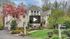 49 Woodmont Drive, Chatham, NJ: Spectacular 5 bedroom, 5.1 bath colonial home on almost half an acre in desirable Chatham Township!