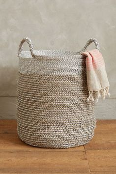 Sun Stream Basket - anthropologie.com