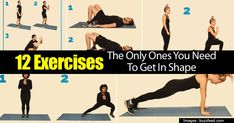 While many of us would love to devote endless hours to exercise and fitness (not!) The fact is… most of us just don't have the time or DON'T take the time. The great news is that this post provides great ways to work out with minimal supplies and minimal room. They show wonderful techniques that …