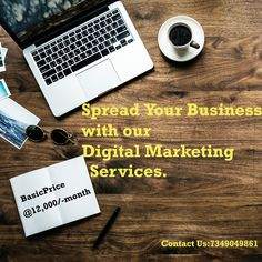 Digital Marketing has become a necessity, if your business want to survive in this highly competitive world. Contact US @ 7349049861 -- Best Digital Marketing Company, Digital Marketing Services, Seo Services, Email Marketing, Social Media Marketing, Associates In Nursing, Understanding People, Word Of Mouth, Seo Company