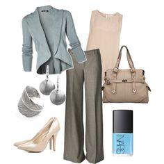 Designer Clothes, Shoes & Bags for Women Fashion Wear, Work Fashion, Fashion Shoes, Fashion Outfits, Spring Work Outfits, Fall Outfits, Clothing Styles, Clothing Ideas, Business Fashion