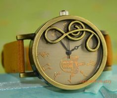3 d music symbol Watch 00 by Case009 on Etsy, $7.99