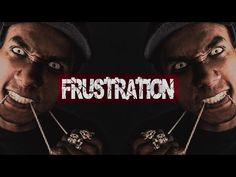 Hard Dark Storytelling Rap Instrumental Beat - 'Frustration' - YouTube