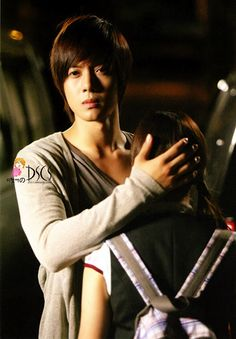 Kim Kyun Joong ♥ Scene from Playful Kiss ♥ City Conquest coming soon, baby!!!!!