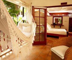 Bright and beautiful Hawaiian decor