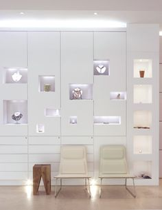 Viaduct Furniture contemporary furniture and lighting Swarovski, Chair Pads, Office Interiors, Contemporary Furniture, Austria, Showroom, Jasper, Solid Wood, Chairs