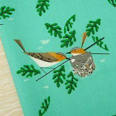 Birch-Organic-Red-Eye-Vireo-fabric-nest-bird-egg-turquoise-mid-century-retro