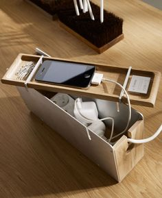 TEAM 7 presents Home Office collection #iphone #wood @team7