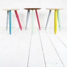 funky stools