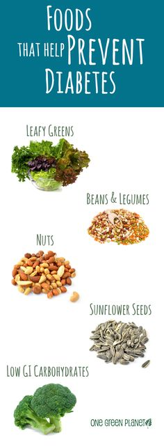 5 Foods That Can Help Prevent Diabetes
