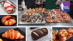 Croissant parigino e Pain au chocolat bicolore, Viennoiserie ricetta