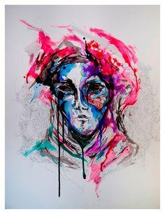 """""""Masq"""" by Marc Allante - www.marcallante.com"""