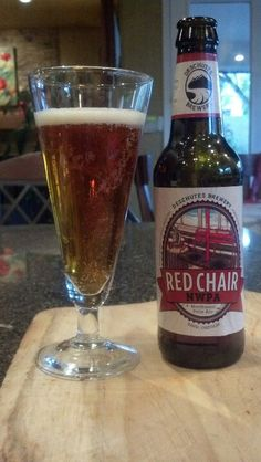 Everyone should try Deshutes Red Chair NW Pale Ale - an American materpiece!
