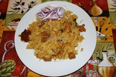 Erachi Choru is a very popular and tasty rice recipe made in Malabar side of kerala..