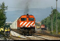 RailPictures.Net Photo: CP 1969 REFER Bombardier-MXS-627 at Viana do Castelo, Portugal by Vitor