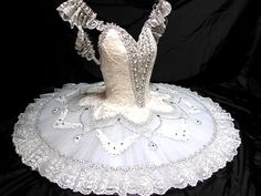 White Princess Tutu www.dancewearbypatricia.com