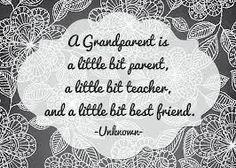 A Grandparent...