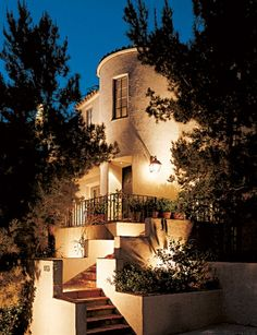 Spanish Colonial Revival House by Craig Wright
