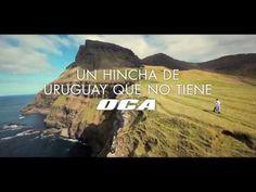 Brasil Brazil Mundial 2014 Iván Eginsson, el hincha que llegó del fin del mundo para seguir a Uruguay