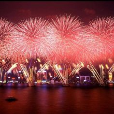 Did any of you watch the Lunar New Year Fireworks at Victoria Harbour on 2nd Day of CNY? #allabouthongkong
