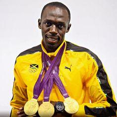Marketing Motivation With Ricardo Housham.!!!: Let's Train With Usain Bolt!!!