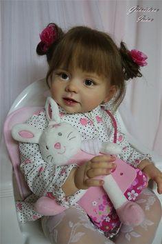 Janet & Anabel. Кукла реборн Гринистовой Ирины / Куклы Реборн Беби - фото, изготовление своими руками. Reborn Baby doll - оцените мастерство / Бэйбики. Куклы фото. Одежда для кукол
