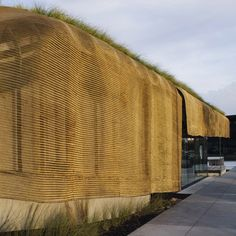 Display: Te Kaitaka 'The Cloak' by Fearon Hay Architects