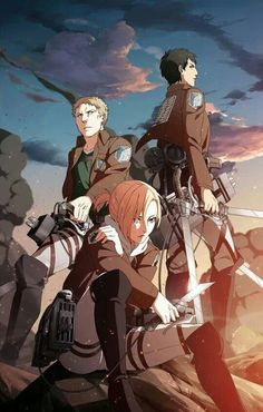 Berthold and annie and reiner
