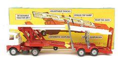 Mettoy Corgi Toys No.1148 Scammell Handyman Car Transporter 1969-72