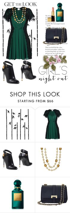 """""""Untitled #256"""" by liiiilylove ❤ liked on Polyvore featuring Dot & Bo, Plein Sud, Tom Ford, Chanel and Aspinal of London"""
