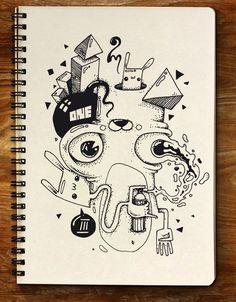 Eazy Art by OMASH ONE, via Behance