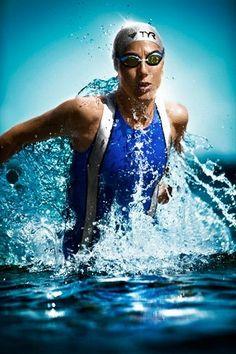 Amy Dresser is the best. // swim center photoshoot inspiration