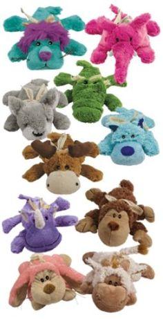 Pet Supplies : Pet Squeak Toys : KONG Cozie Marvin the Moose, Medium Dog Toy, Brown : Amazon.com