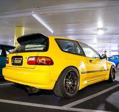Honda Acura, Honda Vtec, Honda Civic Hatchback, Civic Ef, Honda Prelude, Car Goals, Japan Cars, Future Car, Hot Cars