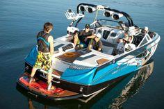 Nautique Boats with SeaDek