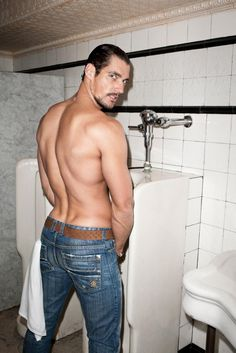 David Gandy Ph Terry Richardson | Fans Share