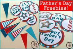 The Scrap Shoppe: 10 Fathers Day Cards & a **FREEBIE**