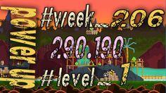 Angry Birds Friends Tournament  week 206 Level 1   power up  HighScore (...