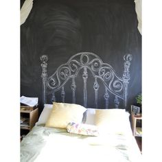 Amazing Chalkboard Ideas {DIY Projects} - The Cottage Market